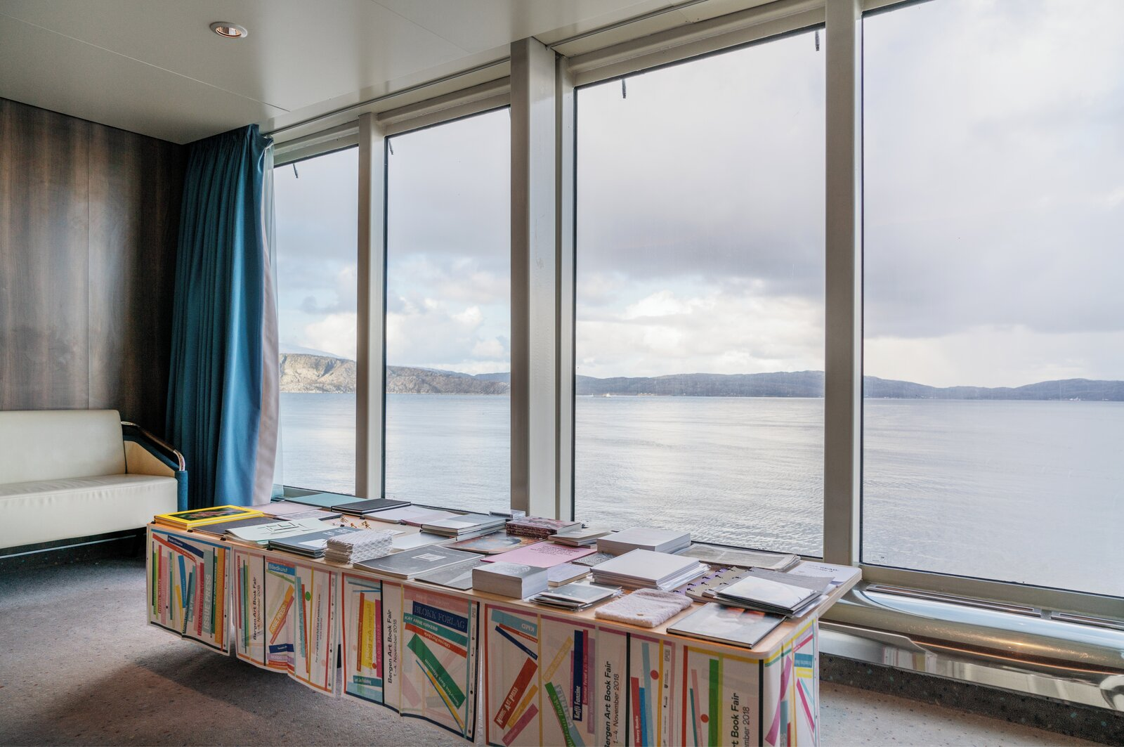 Bergen Art Book Fair. Photo Johan Rosemunthe